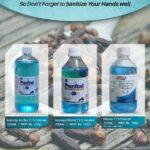 Introducing ARBRO'S Hand Sanitizers – #Puritol  #Puritol-E